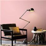 【WAGIC】(10m巻)リメイクシート シール式壁紙 プレミアムウォールデコシートC-WA205 北欧カラー無地(石目調) ピンク