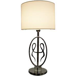 テーブルランプ(照明器具/卓上ライト) アンティーク調 〔リビング照明/寝室照明/ダイニング照明〕【電球別売】 - 拡大画像