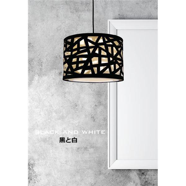 ペンダントライト(吊り下げ型照明器具) 円形 〔リビング照明/ダイニング照明/キッチン照明〕【電球別売】