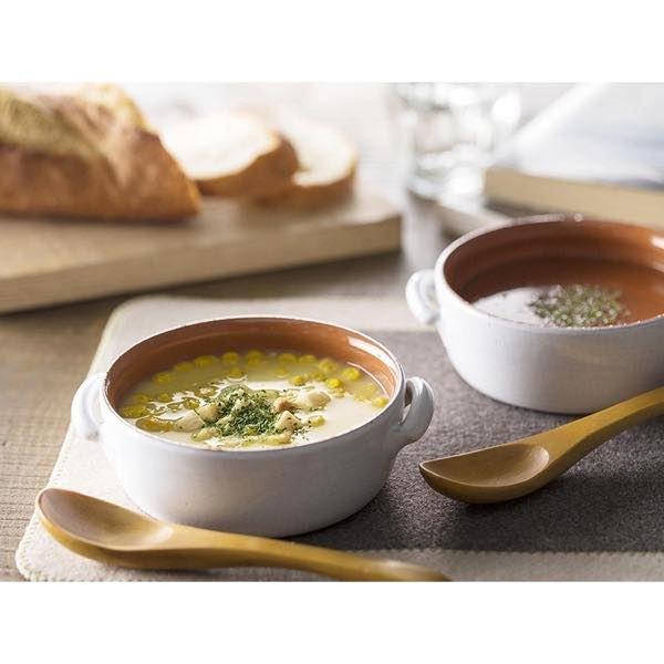 64℃ギフトスープの朝のイメージ