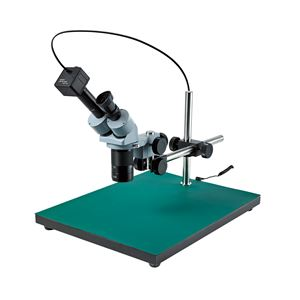 【ホーザン】実体顕微鏡 L-KIT540 - 拡大画像