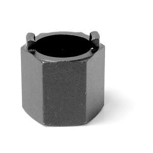 【パークツール】PARKTOOL  フリーホイールリムーバー 【フリーホイール用】 工具先端外径:25mm FR-2 〔業務用/自転車用工具/DIY〕 - 拡大画像
