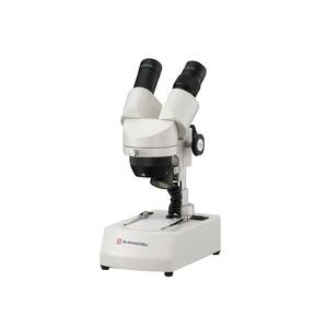 【島津理化】生徒用実体顕微鏡 箱無 VCT-VBL-2e - 拡大画像