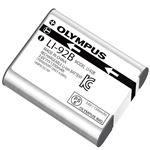 (まとめ)オリンパス リチウムイオン充電池LI-92B 1個【×3セット】