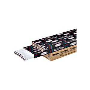 (まとめ)パナソニック パルック蛍光灯直管ラピッドスタート形 40W形 3波長形 昼白色 業務用パック FLR40SEXNMX3610K1パック(10本)【×3セット】 - 拡大画像