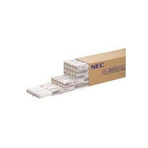 (まとめ)NEC 蛍光ランプ ライフライン直管グロースタータ形 15W形 昼光色 業務用パック FL15D 1パック(25本)【×3セット】 - 拡大画像