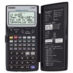 (まとめ)カシオ 関数電卓 10桁一体型ハードカバー FX-5800P-N 1台【×3セット】