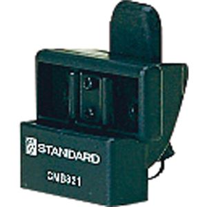 (まとめ) 八重洲無線 スタンダードヘルメットクリップ CHP820用 CMB821 1個 【×5セット】 - 拡大画像