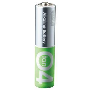 (まとめ) TANOSEE アルカリ乾電池プレミアム 単4形 1セット(100本:20本×5箱) 【×5セット】 - 拡大画像