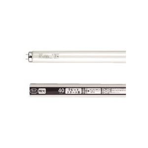 (まとめ) NEC 防災用残光蛍光ランプ 直管ラピッドスタート形 40W形 白色 FLR40SWMボウサイ/4K-L 1パック(4本)  【×5セット】 - 拡大画像