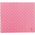 (まとめ) TANOSEE ECOマウスパッド ピンク 1枚  【×10セット】