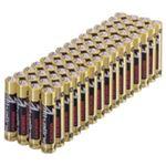 (まとめ) メモレックス・テレックス アルカリ乾電池単4形 LR3/1.5V60P/MC1 1パック(60本) 【×10セット】