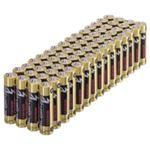 (まとめ) メモレックス・テレックス アルカリ乾電池単3形 LR6/1.5V60P/MC1 1パック(60本) 【×10セット】