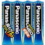 (まとめ) パナソニック アルカリ乾電池EVOLTAネオ 単4形 LR03NJ/4SE 1パック(4本) 【×10セット】