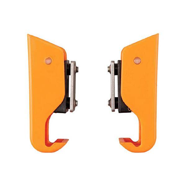 (まとめ) TRUSCO TVC134A締付金具組品5606050000 1セット(2個) 【×10セット】
