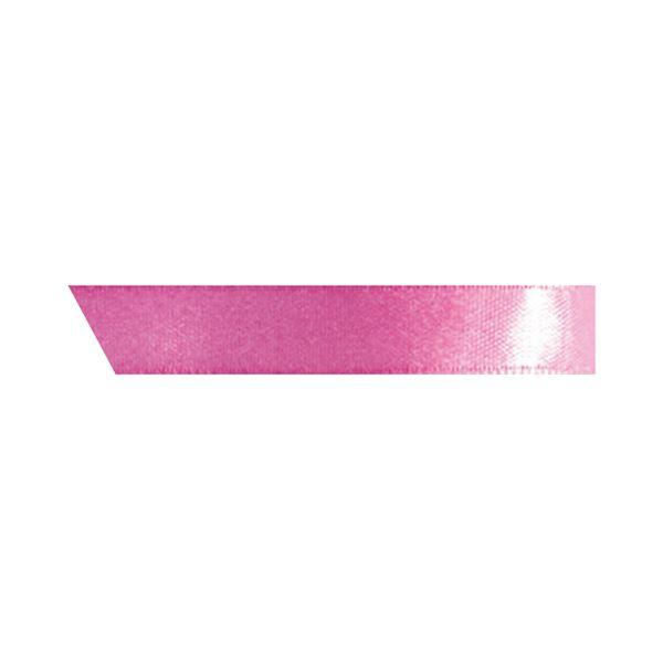 (まとめ) ヘッズ 片面サテンリボン 幅10mm×30m ローズピンク 1003R 1巻  【×30セット】
