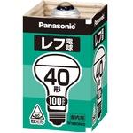 (まとめ) パナソニック レフ電球 屋内用 40W形 E26口金 ホワイト RF100V36W/D(1個)  【×30セット】