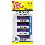 (まとめ) トンボ鉛筆 MONO消しゴム 小 JCA-561 1パック(5個)  【×30セット】
