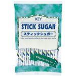 (まとめ)キーコーヒー スティックシュガー 3g 1パック(50本)【×100セット】