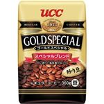 (まとめ)UCC ゴールドスペシャルスペシャルブレンド 360g(豆)1袋【×20セット】