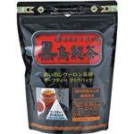 (まとめ)オーエスケー 福建省・強・深発酵黒烏龍茶 テトラパック 1袋1L用 5g 1パック(18バッグ)【×20セット】