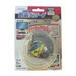 (まとめ)クラレ 耐震ゲルテープ YKG-26 1個【×10セット】