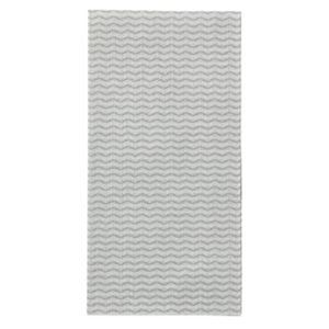 (まとめ)TANOSEE カウンタークロス グレー 1パック(100枚)【×10セット】 - 拡大画像