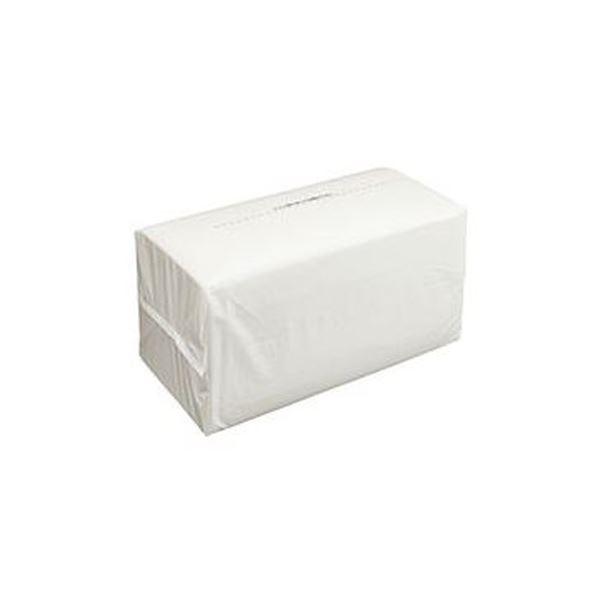 (まとめ)TANOSEE カウンタークロスホワイト 1パック(100枚)【×10セット】