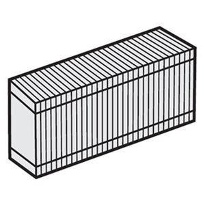 (まとめ)パナソニック加湿セラミックファンヒーター専用 交換用加湿フィルター FEF1950042 1個【×10セット】 - 拡大画像