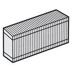 (まとめ)パナソニック加湿セラミックファンヒーター専用 交換用加湿フィルター FEF1950042 1個【×10セット】