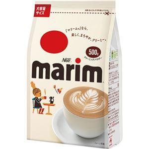 (まとめ)味の素AGF マリーム 詰替用500g/袋 1セット(3袋)【×10セット】 - 拡大画像
