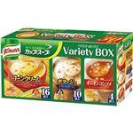 (まとめ)味の素 クノール カップ スープバラエティボックス 1箱(30食)【×10セット】