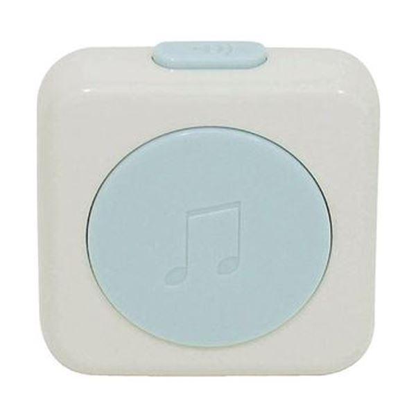 (まとめ)旭電機化成 トイレの音消しECOメロディ ATO-3201 1個【×5セット】