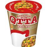 (まとめ)東洋水産 MARUCHAN QTTA SHO-YUラーメン 78g 1ケース(12食)【×4セット】
