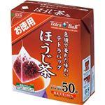 (まとめ)国太楼 テトラバッグ お徳用ほうじ茶2g 1セット(300バッグ:50バッグ×6箱)【×5セット】