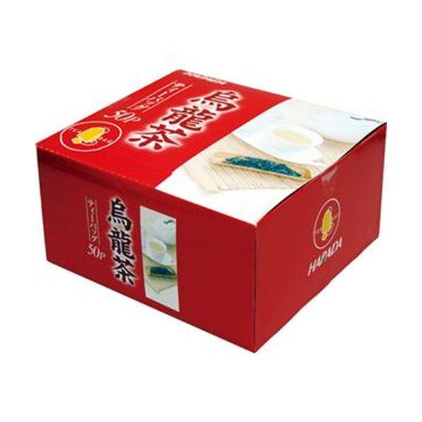 (まとめ)ハラダ製茶 徳用烏龍茶ティーバッグ 2g 1セット(300バッグ:50バッグ×6箱)【×5セット】