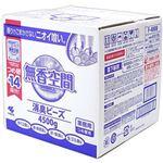 (まとめ)小林製薬 無香空間 業務用 つめ替用4.5kg BIB 1箱【×3セット】
