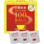 (まとめ)日東紅茶 デイ&デイティーバッグ 1.8g 1セット(600バッグ:100バッグ×6箱)【×3セット】