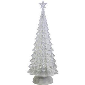 (まとめ)函館クリスマスファクトリーバブルLEDクリアツリー スター LL 1個【×3セット】 - 拡大画像