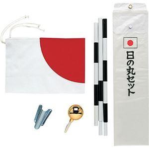 (まとめ)ササガワ 国旗セットD 40-3095 1個【×3セット】 - 拡大画像