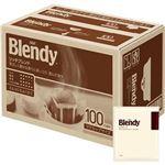 (まとめ)味の素AGF ブレンディレギュラーコーヒー ドリップパック リッチブレンド 7g 1セット(200袋:100袋×2箱)【×3セット】