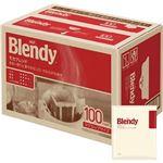 (まとめ)味の素AGF ブレンディレギュラーコーヒー ドリップパック モカブレンド 7g 1セット(200袋:100袋×2箱)【×3セット】