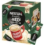 (まとめ)ネスレ ネスカフェ エクセラ ふわラテまったり深い味 1セット(240本:120本×2箱)【×3セット】