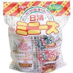 (まとめ)日清食品 ミニーズ[東] 5種 1セット(30食:5食×6パック)【×4セット】