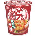 (まとめ)日清食品 日清のどん兵衛 天ぷらそばタテ型 81g 1ケース(20食)【×4セット】