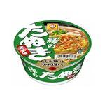 (まとめ)東洋水産 マルちゃん緑のたぬき天そば(関西)1セット(24個)【×4セット】