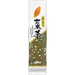 (まとめ)三ツ木園 抹茶入玄米茶 200g/袋 1セット(5袋)【×3セット】 - 拡大画像