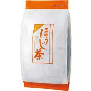 (まとめ)宇治の露製茶 ほうじ茶 ティーバッグ8g 1セット(300バッグ:100バッグ×3袋)【×3セット】 - 拡大画像