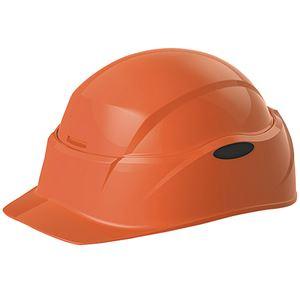 (まとめ)谷沢製作所 防災用ヘルメット Crubo オレンジ ST#E041-O-J 1個 【×3セット】 - 拡大画像