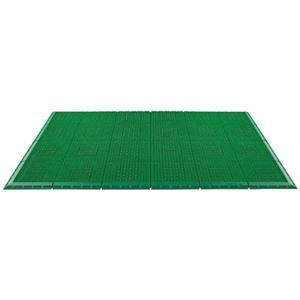 (まとめ)山崎産業 エバック サンステップマット 600×900mm グリーン F-131-6-G 1枚 【×3セット】 - 拡大画像